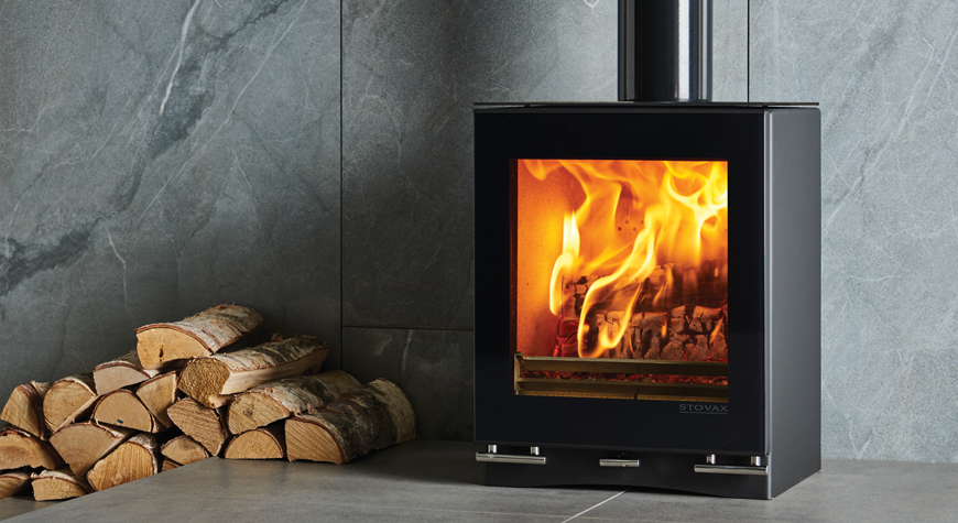 Stovax Vision Small Charlestown Wood Burners