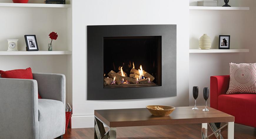 Gazco Gas Riva2 750hl Verve Xs Charlestown Wood Burners